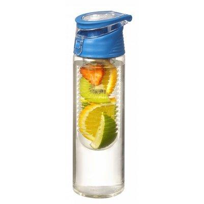 Fresh Flavor Water bottle blauw