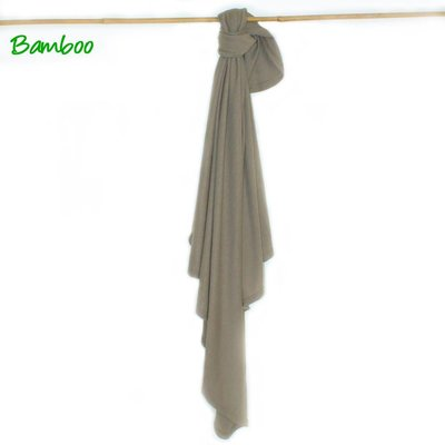 SmallVips Vip Swaddle Bamboe Tricot Blanket Taupe 90-90