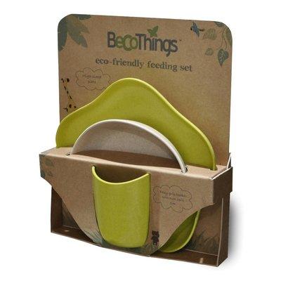 BecoThings Feeding Set groen