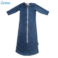 SmallVips VipSleeper herfstslaapzak - jeansblauw