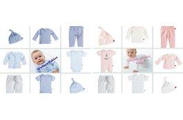 Deel 3 en 4 van Baby capsule wardrobe