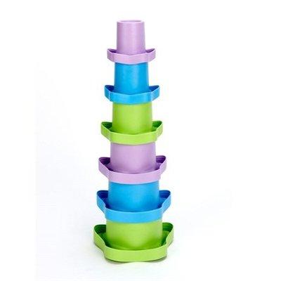 Green Toys Mijn Eerste Stapelbekers
