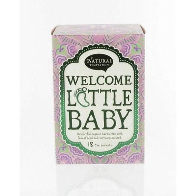 Natural Temptations Welcome little baby thee bio