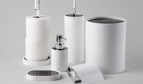 Luxe badkameraccessoires nodig? O.a. glas, chroom en RVS - Wonova.nl