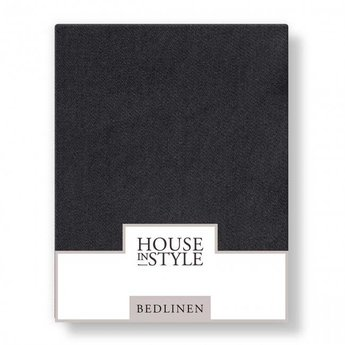 House in Style hoeslaken Como Off Black