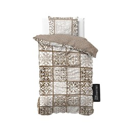 Dreamhouse bedding Alhambra Taupe dekbedovertrek