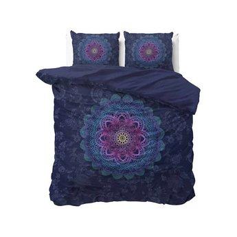 Sleeptime Katinka Blue dekbedovertrek