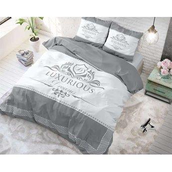 Sleeptime Luxurious Grijs dekbedovertrek