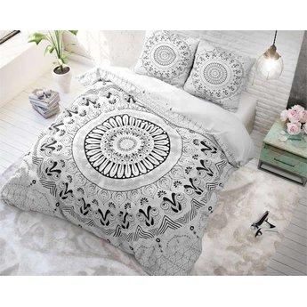 Sleeptime Classic White dekbedovertrek