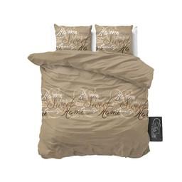 Sleeptime Royal Luxury Taupe dekbedovertrek