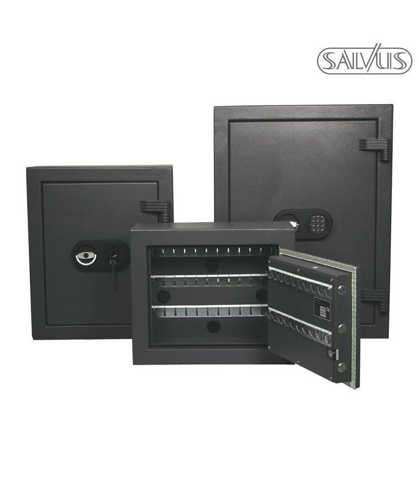 Salvus Grade 0 sleutelkluis met elektronisch slot