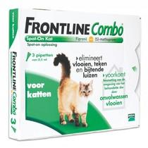 Frontline kat Frontline Combo Spot-on Kat - 3 pipetten