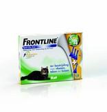 Frontline kat Frontline Spot On Kat | tegen vlooien en teken - 4 pipetten