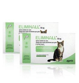 Eliminall Eliminall kat spot-on 3 pipetten