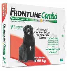Frontline Combo XL Hond 40kg-60kg 3 pipetten