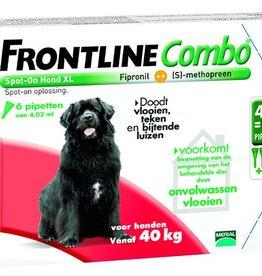 Frontline Combo XL Hond 40kg-60kg 6 pipetten