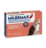Milbemax Milbemax ontwormingstablet(ten) voor kleine katten en kittens. Per tablet te bestellen.