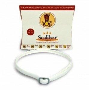 Scalibor Scalibor Protectorband S/M voor kleine en middelgrote honden