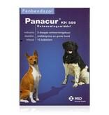 Panacur Panacur KH 500 mg ontworming voor honden 10 tabletten