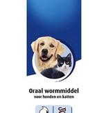Mansonil worm pasta hond en kat