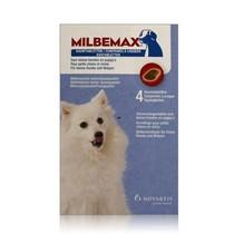 Advantix Advantix 40/200 voor honden van 1,5 tot 4 kg - tegen vlooien en teken - 6 pipetten