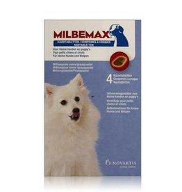 Milbemax Milbemax kauwtabletten kleine hond - pup