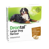 Effipro Effipro Spot On L Hond 20kg-40kg   tegen vlooien en teken - 4 pipetten