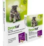 Drontal Drontal Dog Tasty ontwormingstabletten voor de honden vanaf 5kg
