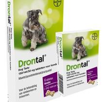 Effipro Effipro Spot On M Hond 10kg-20kg | tegen vlooien en teken - 4 pipetten