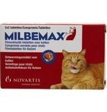 Milbemax Milbemax ontwormingstablet(ten) voor volwassen katten vanaf 2 kg