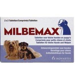 Milbemax Milbemax ontworming kleine hond en puppy