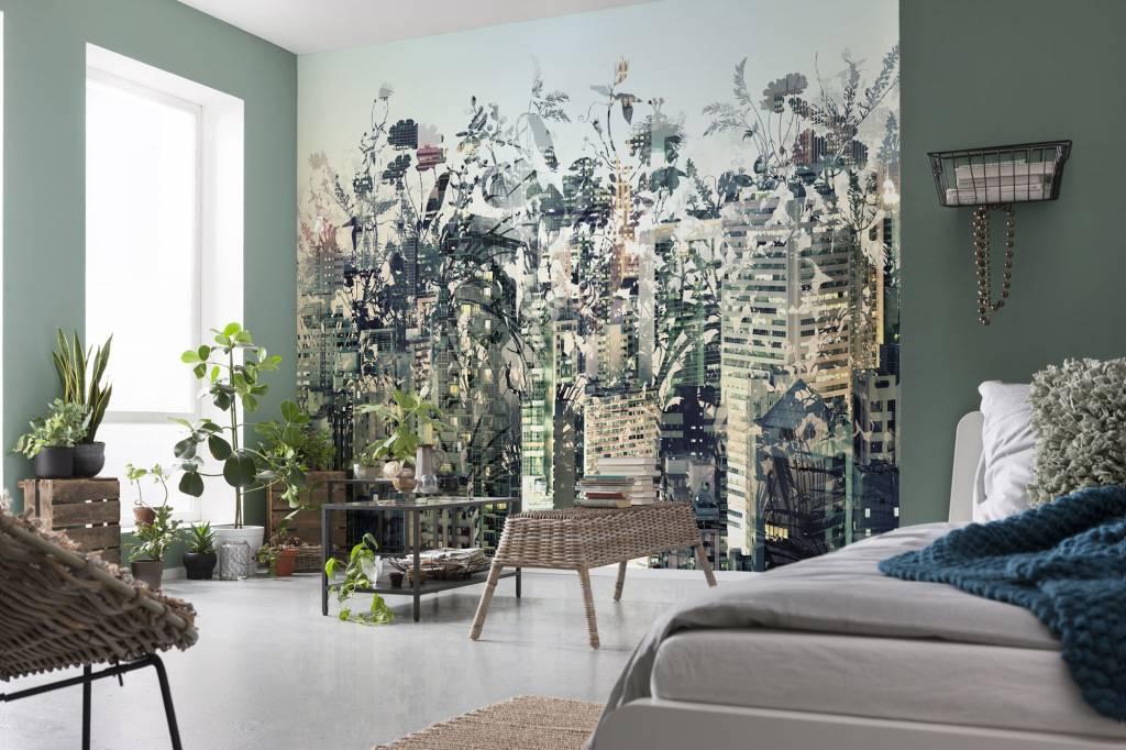 Kinderkamer Jungle Behang : Babykamer ideeen behang luxe bakamer behang ideeen goedkoop jungle
