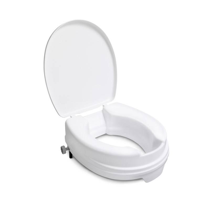 Handicare Toiletverhoger met bril