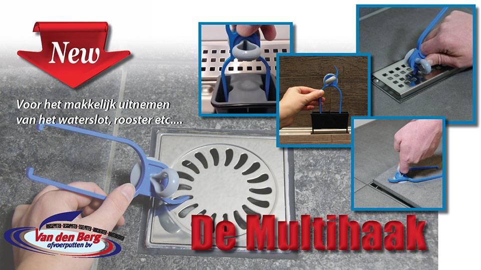 van den Berg Afvoerputten BV Multihaak