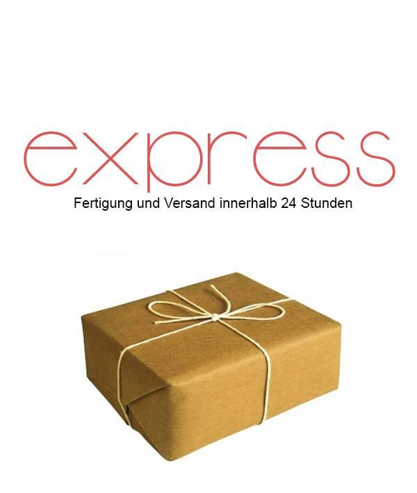 Express fertigung versand cabo design for Design versand