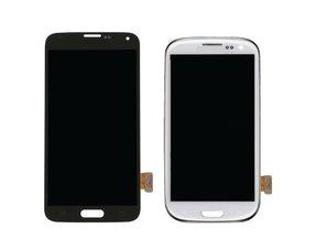 Samsung Galaxy S schermen
