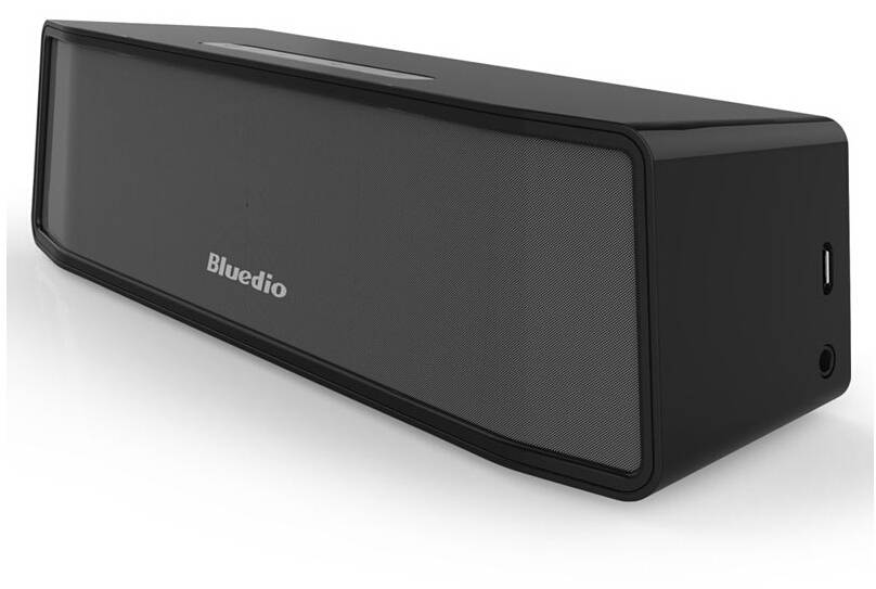 Bluedio Originele Bluedio Camel BS-2 Wireless Draadloze Speaker Luidspreker Box Bluetooth 4.1 Zwart