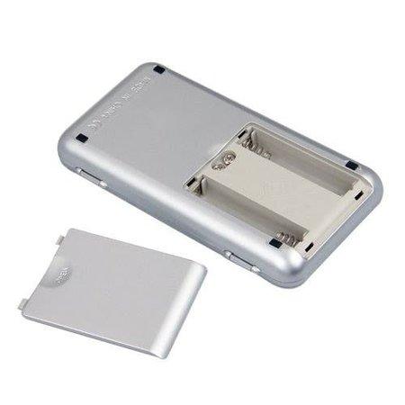 Stuff Certified Mini Digitale Precisie Portable Balance LCD Scale Weeg Weegschaal 200g - 0.01g
