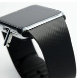 Stuff Certified Originele GT08 Smartwatch Smartphone Horloge Android Zilver