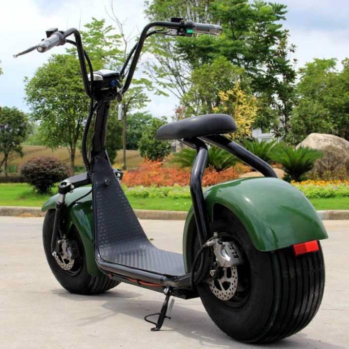 Citycoco Elektrische Smart e Scooter Pro - 18\