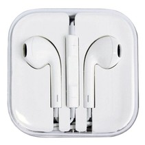 iPhone/iPad/iPod AAA+ Ear Pods Phones Oortjes Ecouteur Headphones White - Clear Sound