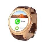 Stuff Certified Originele K18 Plus Smartwatch Smartphone Horloge Android Goud