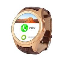 Originele K18 Plus Smartwatch Smartphone Horloge Android Goud