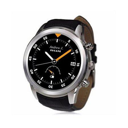 Stuff Certified Originele K18 Plus Smartwatch Smartphone Horloge Android Zilver