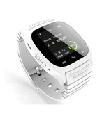Stuff Certified Originele M26 Smartwatch Smartphone Horloge Android Wit