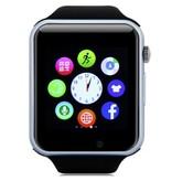 Stuff Certified Originele A1/W8 Smartwatch Smartphone Horloge Android Zwart