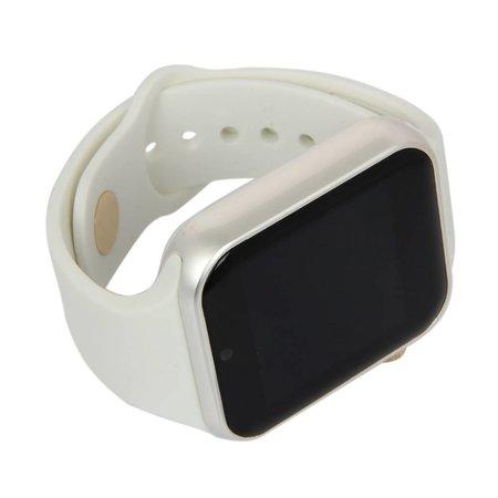 Stuff Certified Originele A1/W8 Smartwatch Smartphone Horloge Android Wit