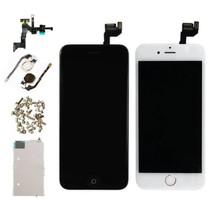 """iPhone 6S 4.7"""" Voorgemonteerd Scherm (Touchscreen + LCD) AAA+ Kwaliteit - Zwart/Wit"""