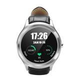 Stuff Certified Originele D5 Smartwatch Smartphone Horloge Android Zilver