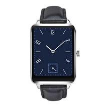 Originele A58 Smartwatch Smartphone Horloge Android iOS Zilver
